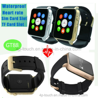 Newest Developed Smart Watch with Colorful Watchband W9
